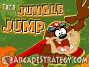 Taz's Jungle Jump Icon