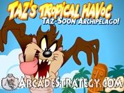 Taz's Tropical Havoc: Twister Island Icon