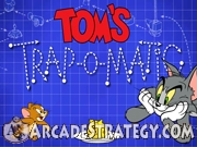 Tom and Jerry -  Tom's Trap O Matic Icon
