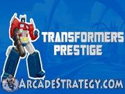 TransFormers - Prestige Icon