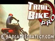 Trial Bike Pro Icon