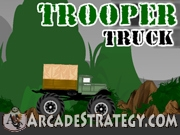 Trooper Truck Icon