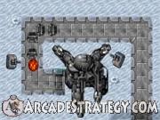 Turret Bot Defense Icon