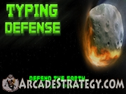 Typing Defense Icon