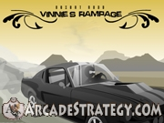 Vinnie's Rampage : Desert Road Icon