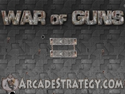 Play War of Guns