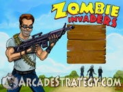 Play Zombie Invaders