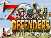 Play 3 Defenders
