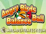Angry Birds Ball Balance Icon