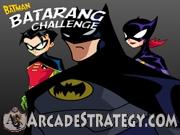 Play Batman - Batarang Challenge
