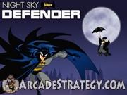 Batman - Night Sky Defender Icon