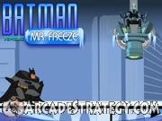 Batman Vs Mr. Freeze icon