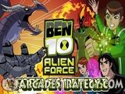 Ben 10- Alien Force - Forever Defense Icon