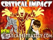 Ben 10 - Critical Impact Icon
