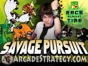 Play Ben 10 - Savage Pursuit