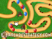 Play Bloons Tower Defense 3