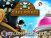Cake Pirate Icon