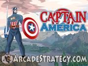 Captain America - Dress up Icon