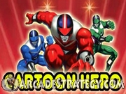 Cartoon Hero Icon