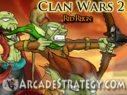 Clan Wars 2 - Red Reign Icon