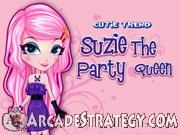 Cutie Trend - Suzie the Party Queen Icon