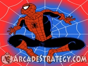 Dress Up Spiderman - The Spiderator Icon