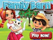 Family Barn Icon