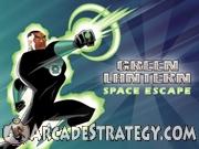 Green Lantern - Space Escape Icon