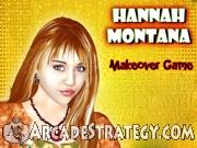 Hannah Montana Makeover Icon