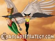 Play HawkGirl - Training Academy