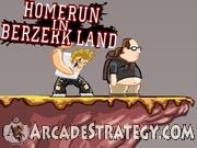 Homerun in Berzerk Land Icon