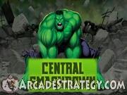 Hulk Central Smashdown icon