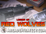 Legion of Red Wolves Icon