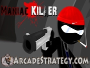 Maniac Killer Icon