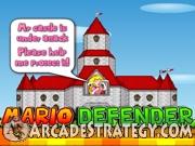 Play Mario Defender
