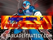 Play Megaman X Virus - Mission 2