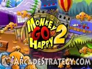 Monkey GO Happy 2 Icon