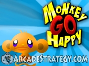 Monkey GO Happy Icon