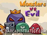 Monsters vs Evil Icon
