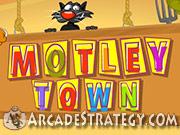 Motley Town Icon