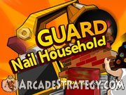 Nail Household Expansion Icon