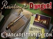 Nancy Drew Dossier: Resorting to Danger mini-game Icon