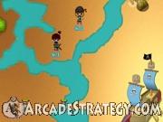 Ninjas vs Pirates Tower Defense II Icon
