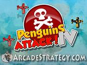 Penguins Attack 4 Icon