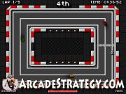 Retro Pixel Racers Icon