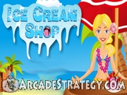Sara's Beach Ice Cream Icon
