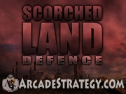 Scorched Land Defence Icon