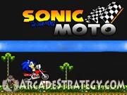 Sonic the Hedgehog Moto Icon