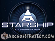 Starship Commander Icon