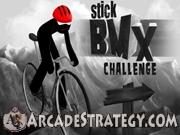 Stick BMX Challenge Icon